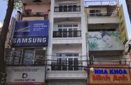 Kẹt Tiền Bán Nhà MT Nguyễn Thái Bình P12  Q Tân Bình DT 4.6x15m 2L  Giá 13 Tỷ