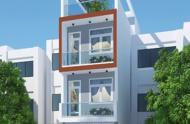 Nhà  60m2 4 tầng GIÁ RẺ 8.8 tỷ TL HXH 6m Q10 Ở + KINH DOANH TN ổn định.