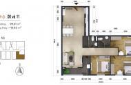 Bán căn hộ cityland, đường Phan Văn Trị, 3pn, 2 wc, view hồ bơi, giá tốt nhất