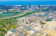 Đất biệt thự ven biển Đà Nẵng – Hội An, View Sông Cổ Cò, Đối diện công viên giá chỉ 19TR/1m2