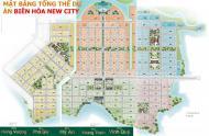Chí Đạt chuyên nhận ký gửi, sang nhượng Bien Hoa New City, giá 1.5 tỉ LH : 0938 2345 10
