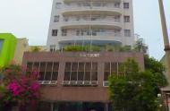 Cho thuê 124 Điện Biên Phủ,p.Đa kao Q.1,DT:15x30,1 hầm 1 Trệt 9 lầu
