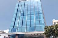 Chính chủ Cho thuê toà nhà văn phòng hầm+8 tầng Paster nối dài p.7 q.3 dt 7mx14m , giá 150 triệu