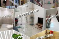 GIẢM 200tr BÁN GẤP 5.8 tỷ nhà kiên cố 2PN full nội thất đẹp P5PN.