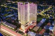 Mở bán căn hộ cao cấp dhomme, mặt tiền Hồng Bàng, TT 30% đến khi nhận nhà. ck 2%, tặng ngay 10 chỉ vàng