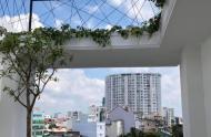 18.8 tỷ - Bán nhà  mặt tiền Đinh Bộ Lĩnh, 4 x20m,  5 tầng, 8PN