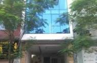 Chính chủ Cho thuê toà nhà văn phòng hầm+8 tầng 84 Paster- trần quốc toản p.7 q.3. dt 7mx14m , giá 180 triệu