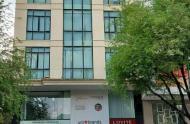 Cho thuê tòa nhà mặt tiền Đường Trương Định, Q3, 240m2 *7T,350 Triệu.