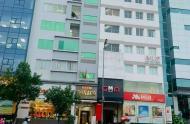 Bán khách sạn mặt tiền đường Nguyễn Thái Học, phường Cầu Ông Lãnh, Q1, ngay trung tâm chợ Bến Thành