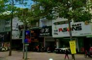 Bán nhà mặt tiền đường Trần Hưng Đạo, Q1 DT: 6x28m, giá 70 tỷ