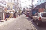 Bán nhà hẻm xe hơi Trần Khắc Chân Quận 1, 78m2, 4 lầu, 7,6 tỷ, liên hệ: 0376966383