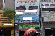 Cho thuê nhà Quận 1- Nhà MT đường Phạm Ngũ Lão